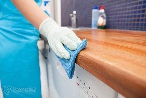 Самые грязные места в вашем доме! Туалета даже рядом нет в списке.