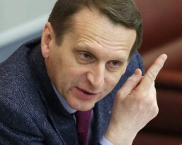 Нарышкин сообщил о невиновности Хинштейна в авиадебоше