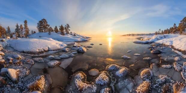 Назван топ самых популярных туристических маршрутов России этой зимой