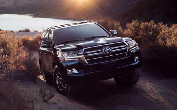 Toyota Land Cruiser получит новую эксклюзивную версию
