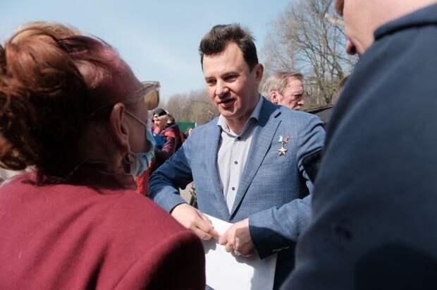 Депутат предложил расширить систему кешбэка субсидиями для пенсионеров
