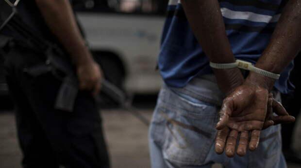 Операция по борьбе с наркотиками в фавеле «Город Бога»