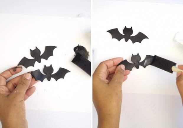 Туфли на Хеллоуин своими руками (Diy)