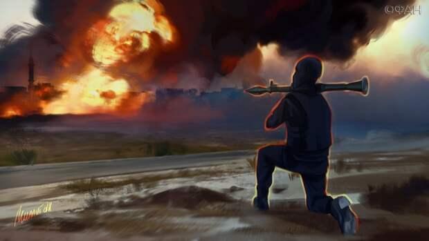 Террористы «Ан-Нусры»* готовятся атаковать армию Сирии на юге Идлиба