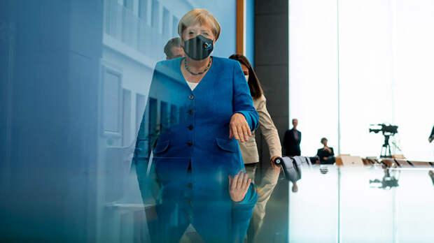 Навальный надышался газом – Меркель убивает Северный поток – 2