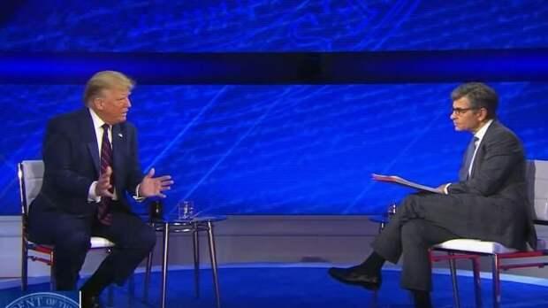 Трамп: США строят на Ближнем Востоке мир, не заливая кровью песок