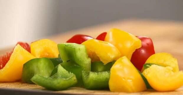 Салат из цветной капусты: готовится быстро, получается вкусно!