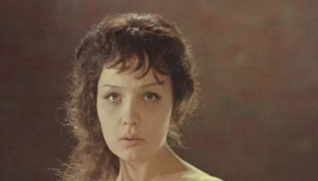 """Наталья Тенякова в фильме """"Зеленая карета"""" (1967)"""