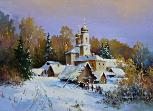 художник Владимир Краевский картины – 32