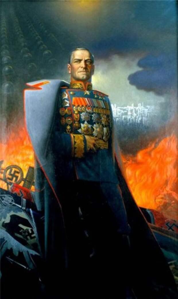 Маршал Жуков: Оклевётанный победитель