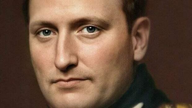 Искусственный интеллект воссоздал истинное лицо Наполеона