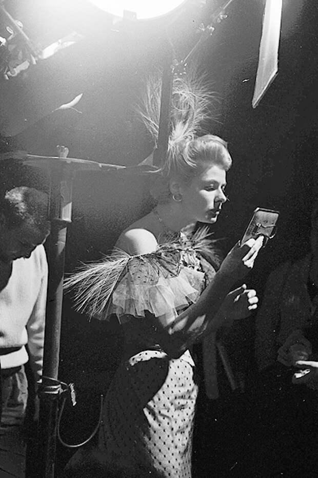 Ингрид Бергман: жизнь звезды в фотографиях