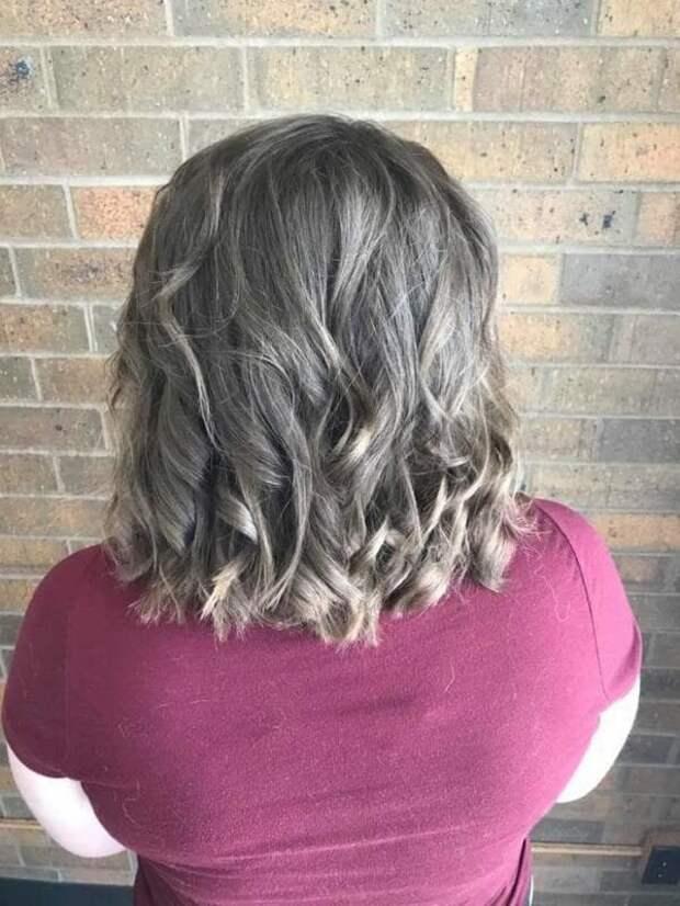 Девушка не ухаживала за волосами и хотела их сбрить, но парикмахер отказался и потратил 13 часов, чтобы восстановить стрижку