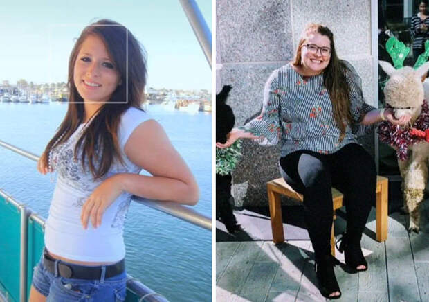9 фото девушек, которые были красотками в школе, а стали не очень