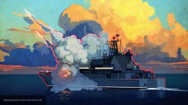 Неудачная насмешка украинских моряков над ВМФ России обернулась против них самих