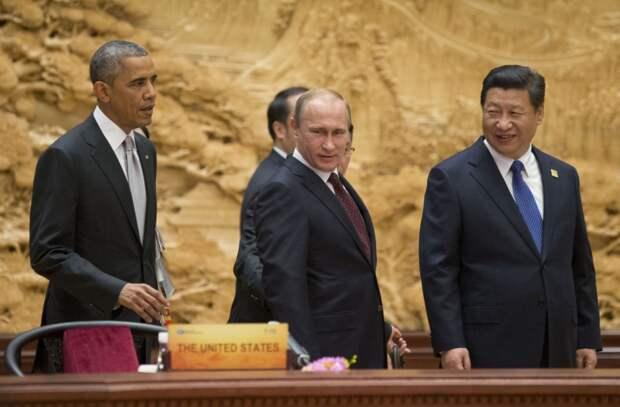 Русское фиаско Обамы