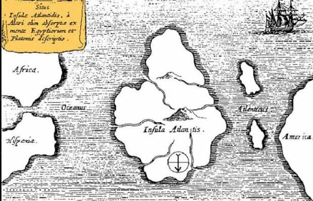 С затонувшего корабля подняли слитки орихалка, металла Атлантиды