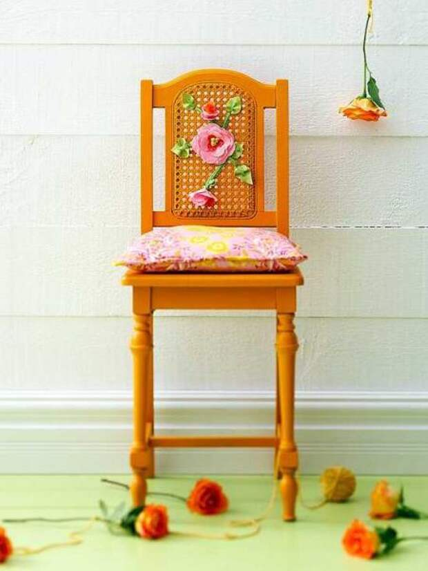 Идеи ремонта винтажного комода, стола и стула