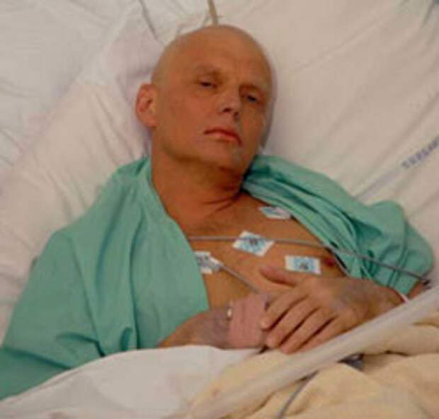 Информационные войны: «Дело Литвиненко»