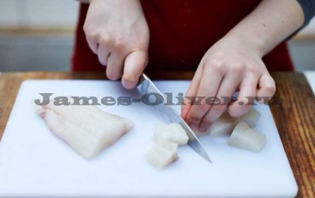 Запеченная сицилийская паста  с морепродуктами