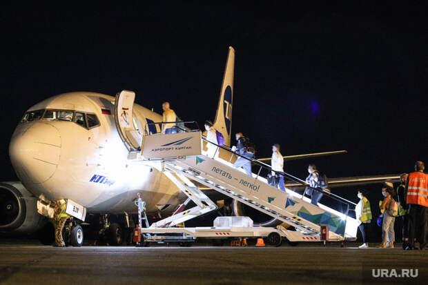 «Аэрофлот» увеличил число рейсов вКрым изрегионов УрФО