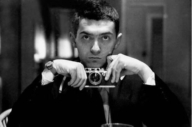 Стэнли Кубрик, кинорежиссёр, 1949 звезды, люди, фото