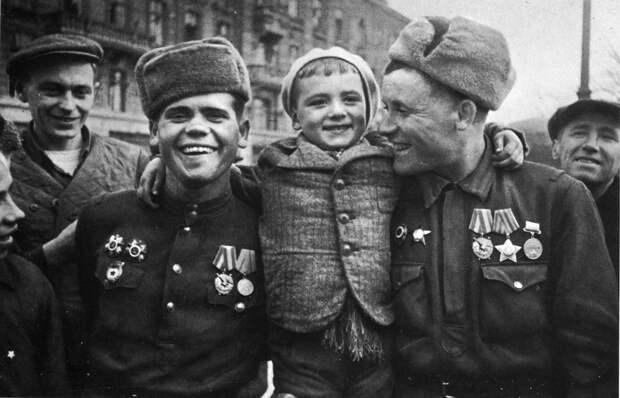 Освобождение Одессы.