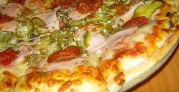 Самый правильный рецепт теста для пиццы