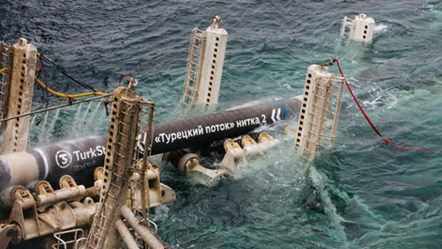 Греческий путь для «Турецкого потока»