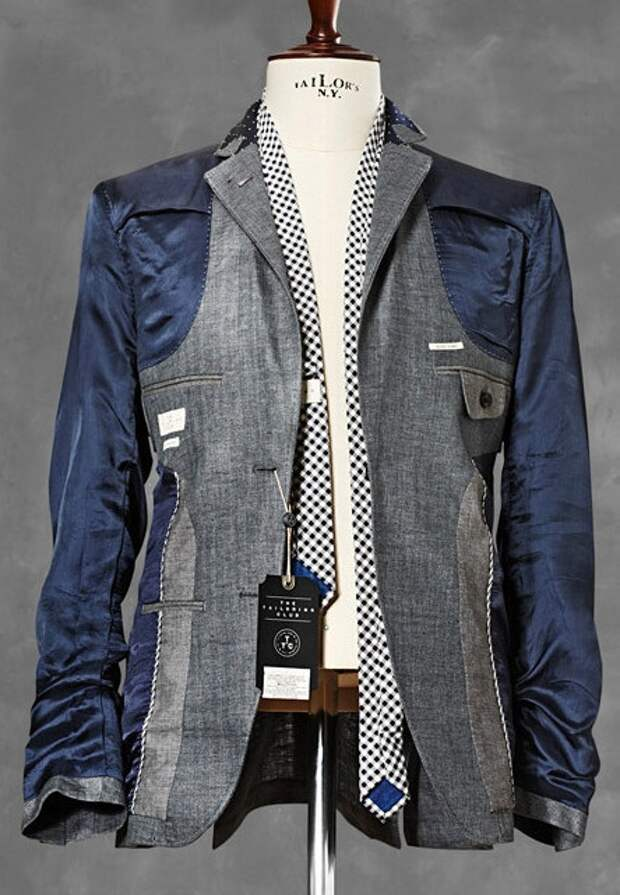 Изюминки мужских костюмов