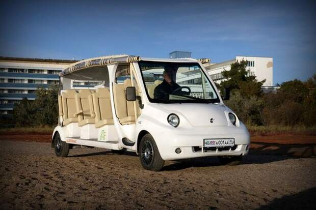 Crimean_EL_Diligence_First_Russian_Serial_Electric_Car_Developed
