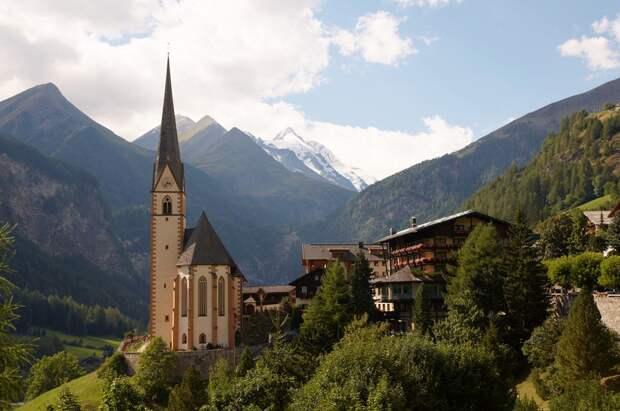 AUcommunes05 Самые красивые коммуны Австрии, которые стоит посетить
