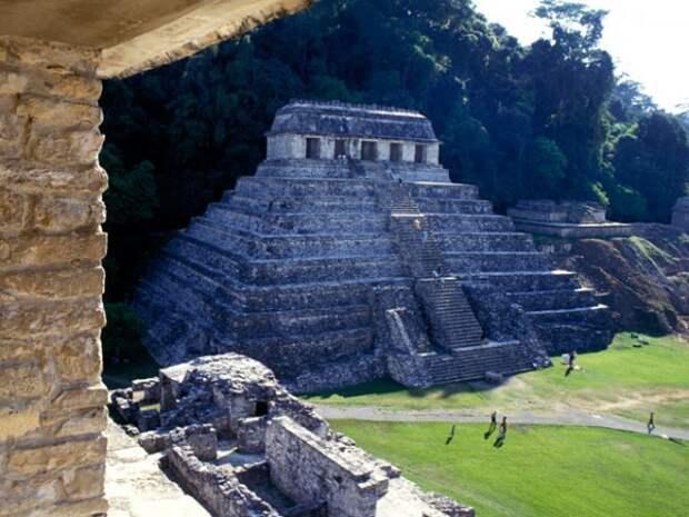 Ученые удалось выяснить, от чего погибла цивилизация индейцев майя