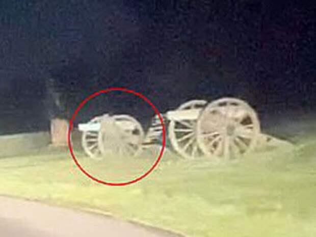 В США на месте исторической битвы заметили призраков