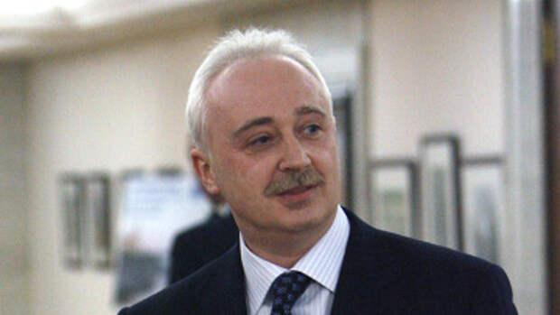 Экс-гендиректор госкорпорации Роснанотех Леонид Меламед. Архивное фото