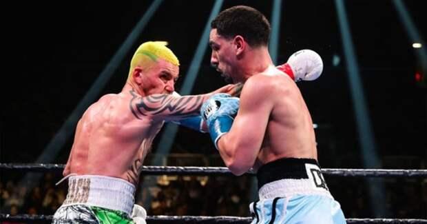 Украинский боксер с боевым кличем «Майк Тайсон!» покусал соперника