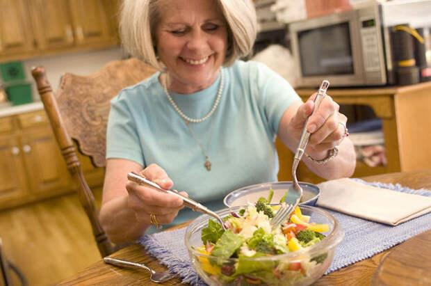 Для дам старше пятидесяти, желающих сбросить вес