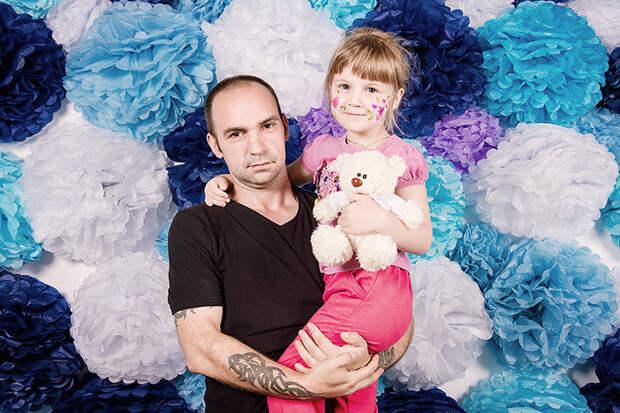 Павел Соболев. Воспитывает 6-летнюю дочь Анастасию жизнь, истории, отец и дети, родители, семья