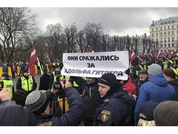 Как Латвия променяла свою промышленность на шествие памяти служащих СС