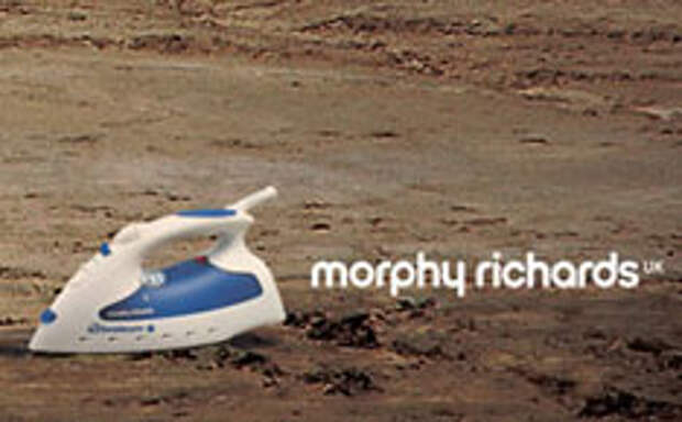 Утюги Morphy Richards: если гора не идет к Магомету
