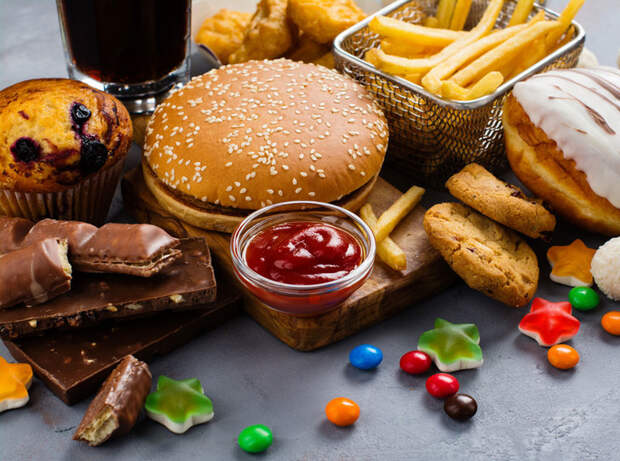 Проблемы, о которых говорят ваши пристрастия в еде