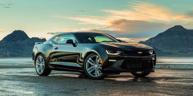 Десять самых мощных автомобилей до 40 000$