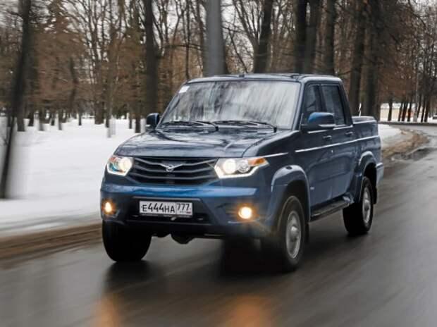 UAZ Pickup: легковые прочие