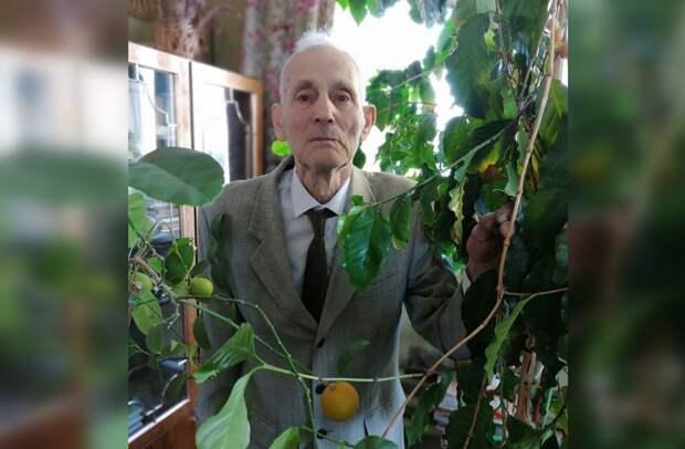 88-летний садовод из Павлова поделился рецептами долголетия