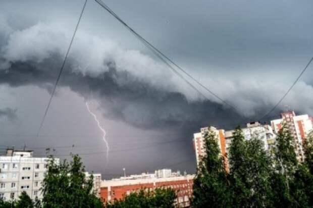 Внимание! В Севастополь идёт сильный ветер и непогода