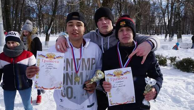 В Подольске прошел турнир по воркауту ко Дню защитника Отечества
