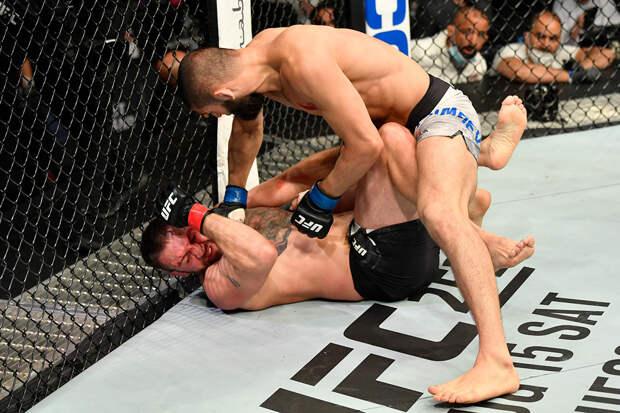 Что известно о новой звезде UFC из России Хамзате Чимаеве