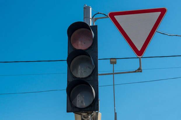 В Краснодаре временно отключили светофоры