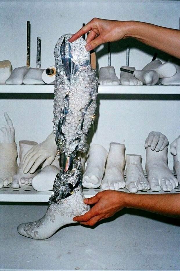 Протезы как искусство (подборка)