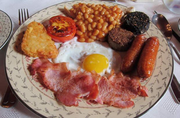 Мясные блюда, которыми гордится Шотландия